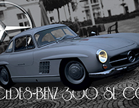 Mercedes-Benz 300 SL Coupé '54