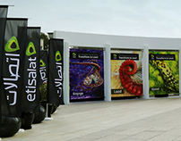 Event Design / Etisalat