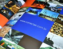 CONECTA - Apresentação corporativa e site