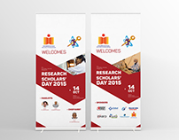 Research Scholar Day 15- Event Branding