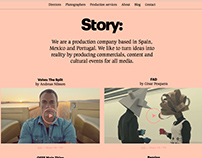 Story — Website.