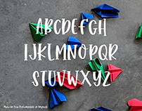 Cute Bouncy Typeface