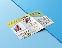 Product Tri-Fold Brochure for Client