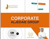 Corporate Aljedaie Group 2016