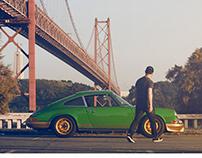 1973 Porsche - Timeless Garage & Jaime Colsa