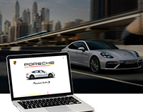 Promotion Porsche Panamera