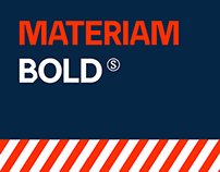Materiam Bold