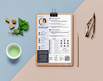 20 Free Resume Template for 2018
