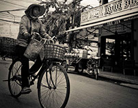 Siem Reap: From the Hip