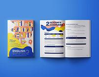 English Textbook Design