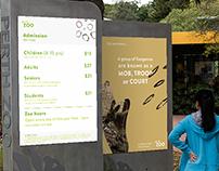 Perth Zoo Rebrand