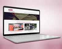 Diseño de página web Wordpress Gremi Distr. Catalunya