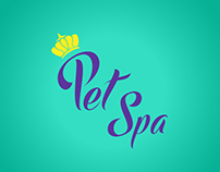 Pet Spa - Identidade Visual