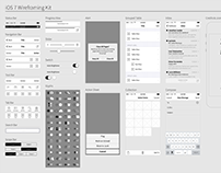 Exploring UX Design: Wireframe, Flow Chart, and Glyphs