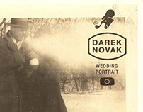 Darek Novak - wedding portrait.