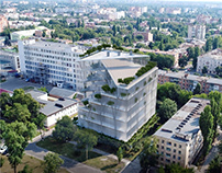 Poltava office concept