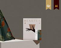 BEAUTEA   Tea Visual Identity Design