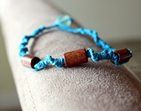 Product Photography of Handmade Jewelry