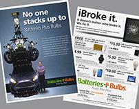 Batteries Plus Bulbs Flyer