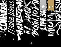 TYPE Matters - 50 Artwork | Calligraphy & Typography