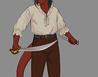 DnD Character Concepts
