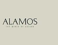 Table Tent - Alamos