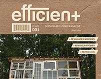 efficient - Sustainable Living Magazine