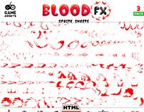 Blood Sprite FX - Pack 3