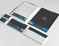 Carlos Corporate Stationary Template