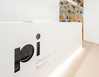 Pi Creative Studio visual identity