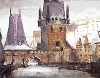 Watercolors II