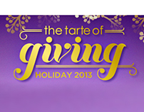 tarte Holiday Collection 2013