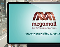 Mega Mall / After Effects animation