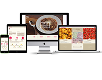 Ingredient Supply system   UX/UI Website and App