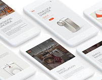 Glue - Brand development