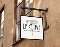 La Cave Branding