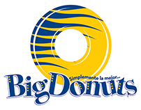 Logotipo BIG DONUTS