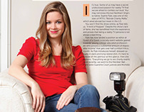 Buzz Section of Northern VA Magazine, January 2013