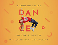 Dancing School   Modern and Creative Templates Suite