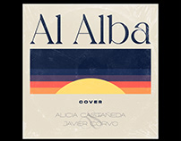AL ALBA - ALICIA CASTAÑEDA SINGLE COVER