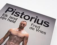 Pistorius / Book Cover