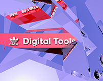 Adidas digital tools