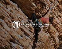 Client: Brooklyn Boulders