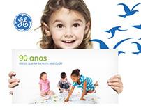 GE # 90 anos de Brasil