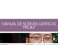 Logotipo Proim (Programa de Integración Migratoria)