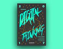 Posters design Under
