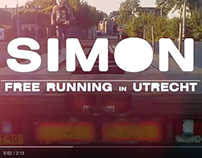 Video: Simon FreeRunning - Part 2