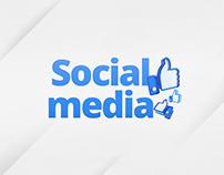 Social Media - Diversos Trabalhos