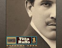 CDs Titto Ruffo & Fedor Shaljapin