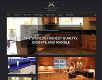 Henley Granite Website